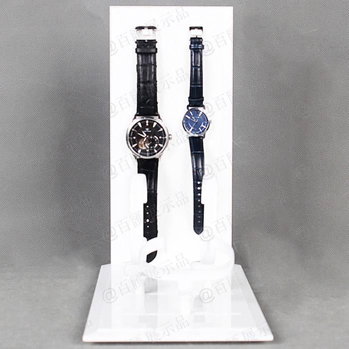 懸掛式手腕錶展示架-正面