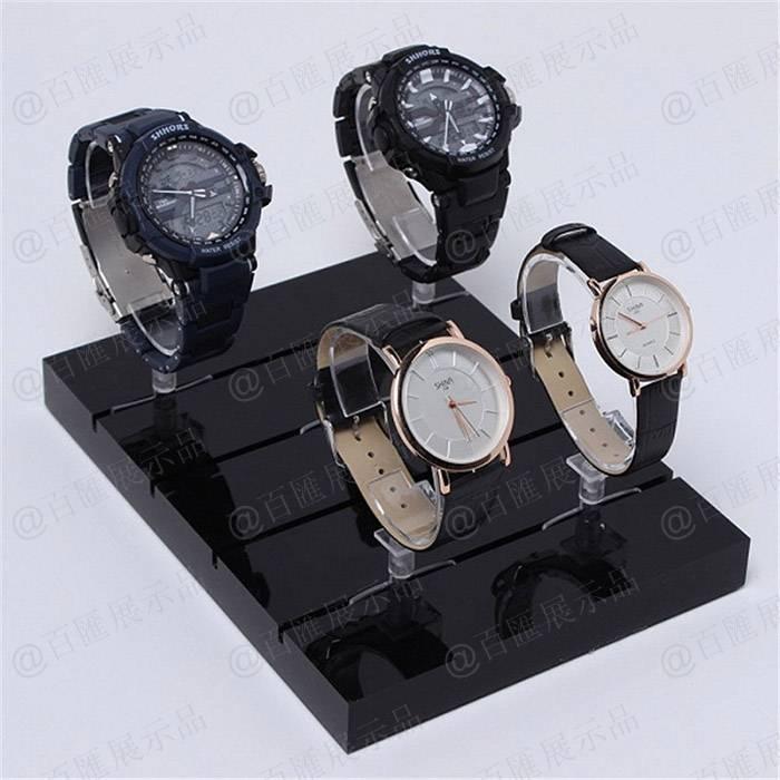 C圏插槽手錶展示托-產品
