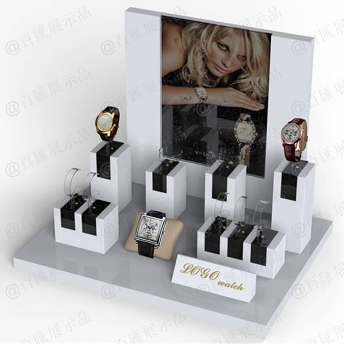 手錶廣告亞加力膠展示架