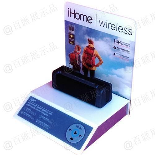 iHome 無線藍牙音響展示台