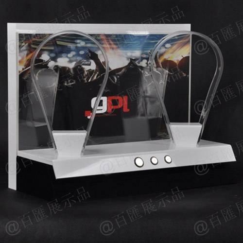 GPL耳機展示架-左側