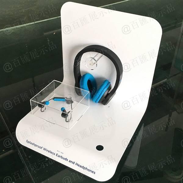 耳機懸掛式亞加力膠展示架