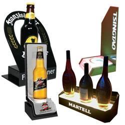 酒類展示亞加力膠架