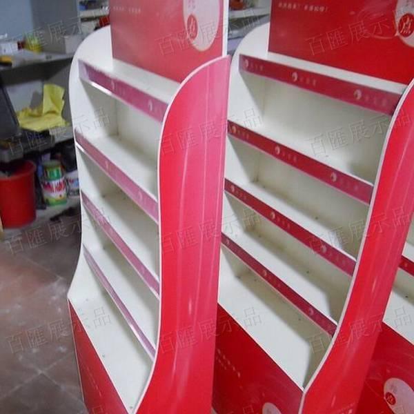 紅色安迪板展示架