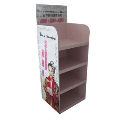 日本長明產品陳列木架
