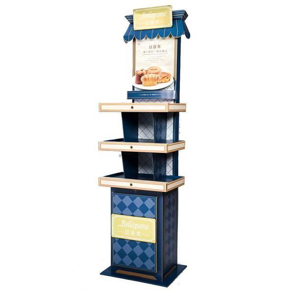 亞加力裱貼紙陳列木櫃