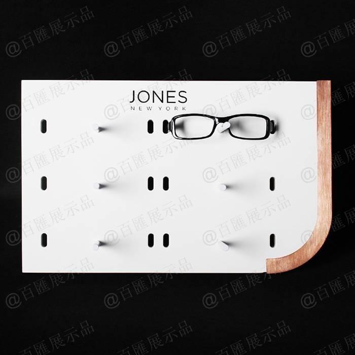 可拆裝簡易眼鏡展示架-眼鏡展示