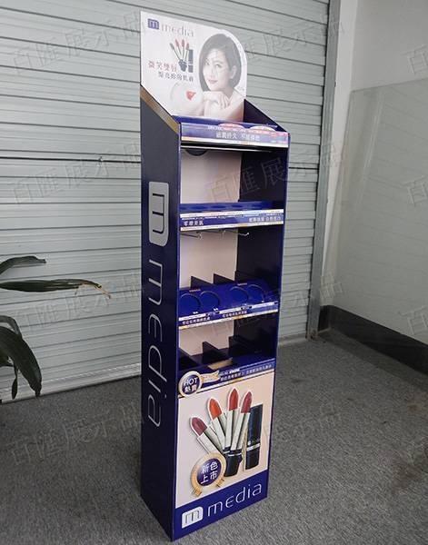 化妝品展示架-莎莎款-左側