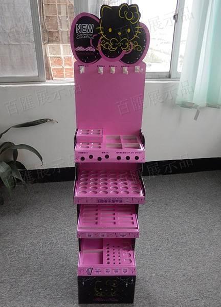 Hello Kitty化妝品展示架-莎莎款-正面