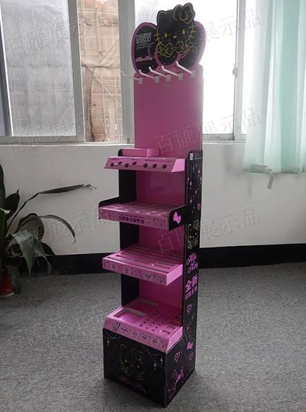 Hello Kitty化妝品展示架-莎莎款-右側