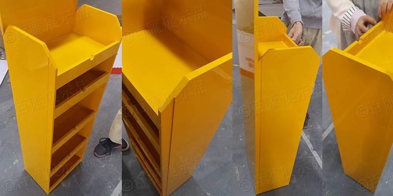 Tiger Balm 虎標木製陳列架