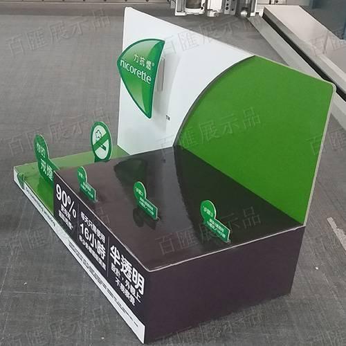 力坑燃紙板座台架-成品圖