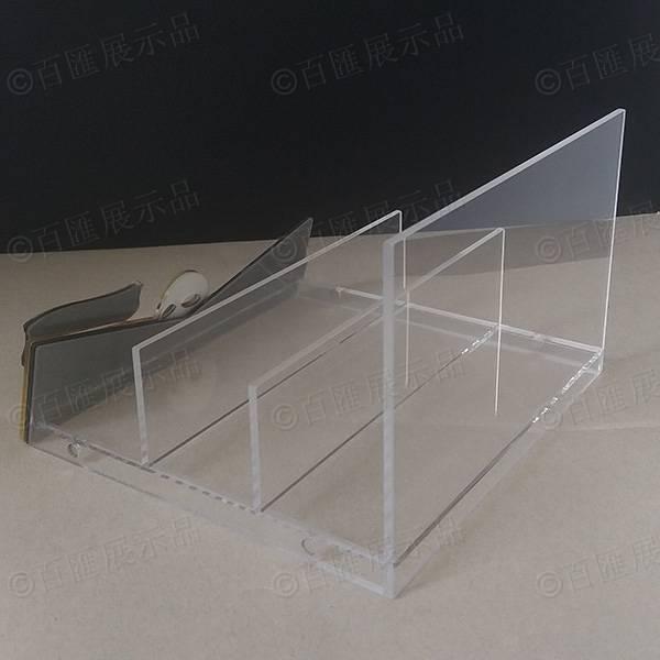 金泊面膜產品展示架-背面