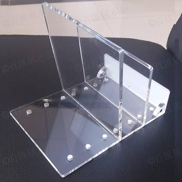 美發護理產品亞加力膠架-磁石