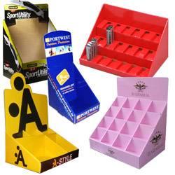PDQ 紙展示盒(Display Box)