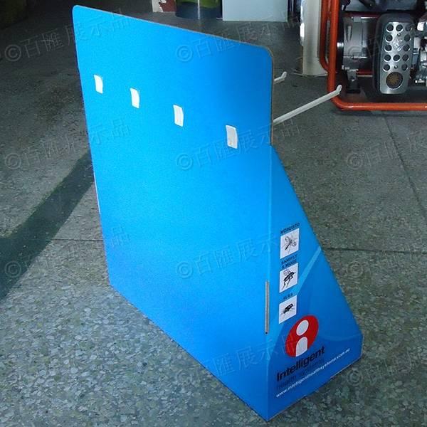 掛鉤式PDQ紙展示盒-背面
