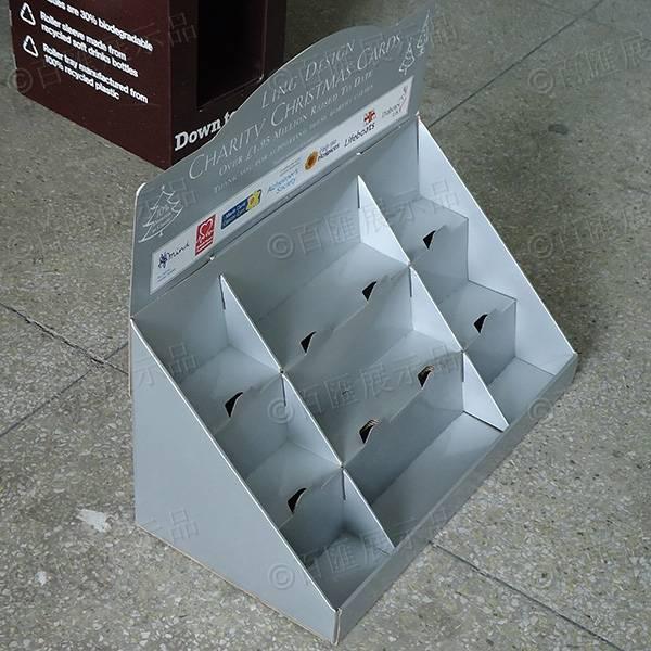 印銀油PDQ紙品展示盒-左側