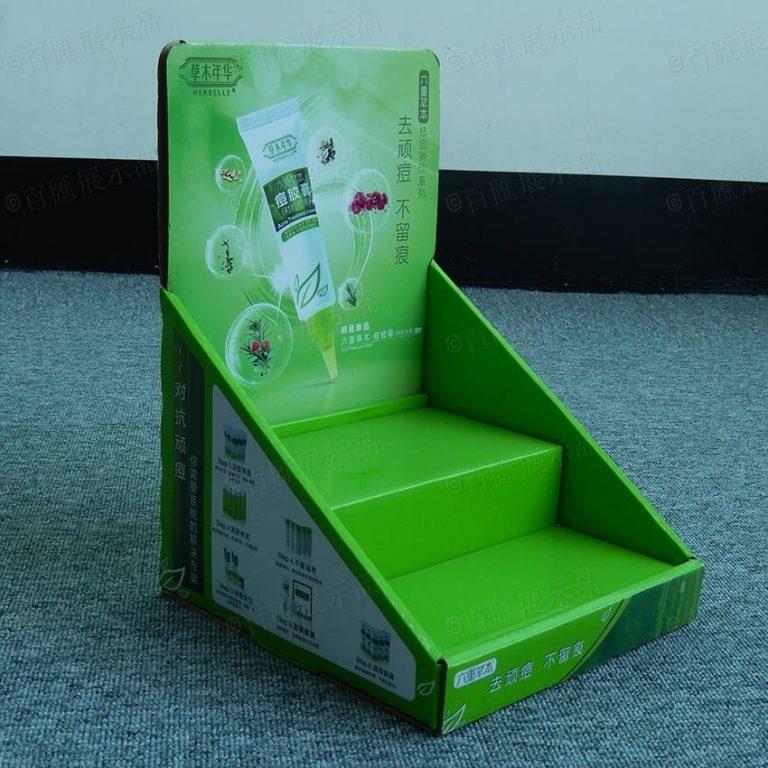 化妝品PDQ展示盒