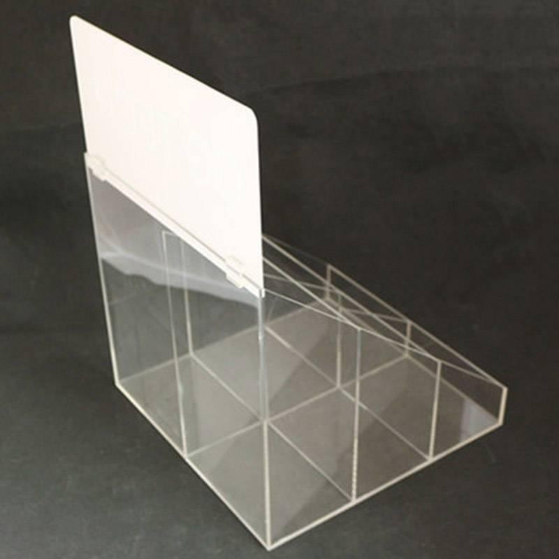 桌上型亞加力商品展示架
