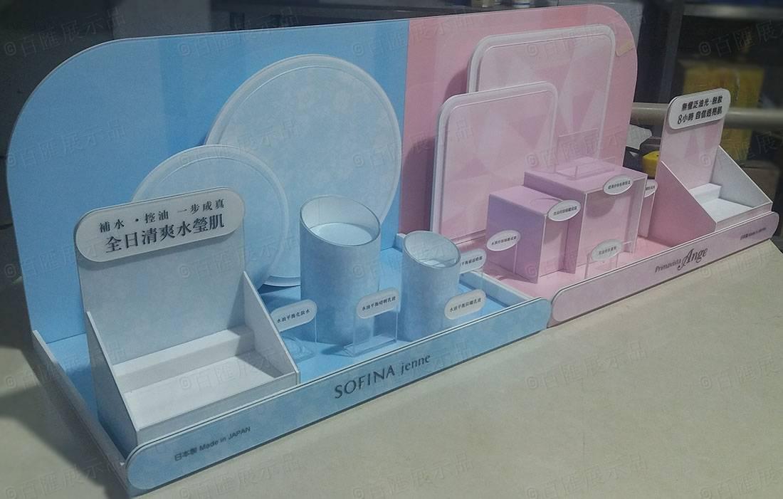 sofina jenne 桌上型化妝品亞加力展示架