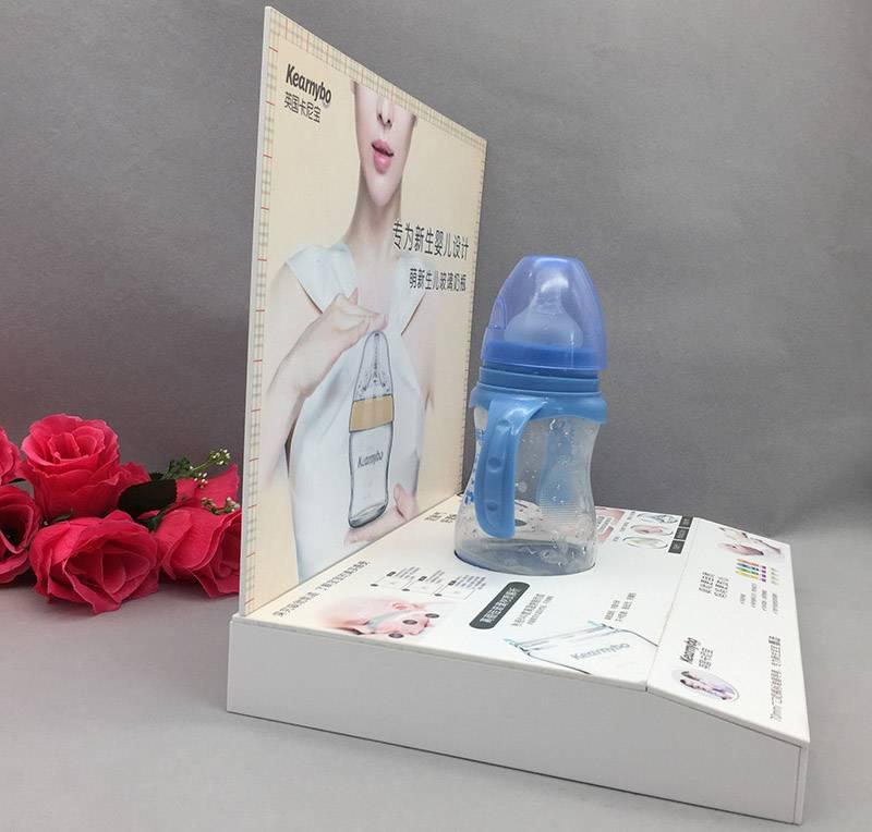 奶瓶壓克力商品展示架